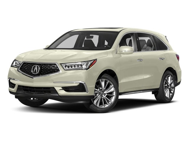 Used Acura MDX WTechnology Pkg For Sale Greenacres Nissan - Used 2018 acura mdx